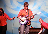 Bela Fleck and the Flecktones, Jan. 24, 2006